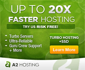 Up to 20X Faster Hosting